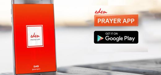 Eden Prayer App